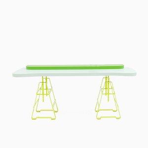 Le Papillon Schreibtisch von Zascho Petkow, Wedekind & Thesenfitz für Atelier Haussmann