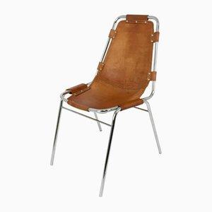 Les Arcs Stühle von Charlotte Perriand, 1960er, 4er Set