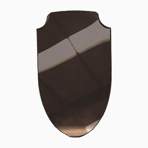 Aegis Bronze Shield Mirror by Richy Almond for NOVOCASTRIAN
