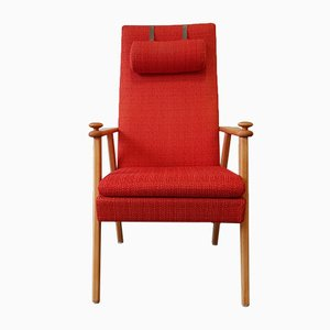 Mid-Century High Back Chair by Bröderna Andersson, 1960s