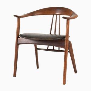 Rosewood Armchair by Arne Hovmand Olsen for Mogens Kold, 1950s