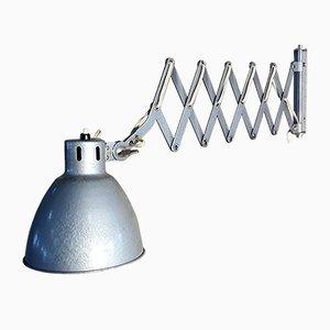 Industrielle Wandlampe, 1950er