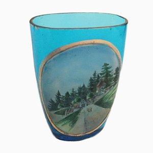 Antike Handbemalte Vase