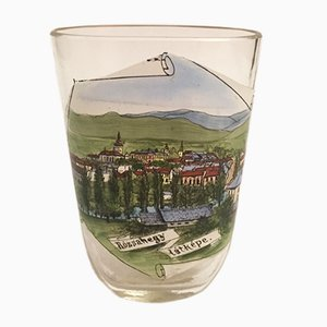 Vintage Hand-Crafted Vase