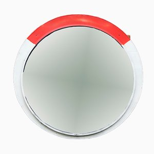 Large Industrial Convex Mirror, 1960s