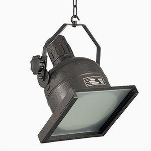 Lámpara de techo de teatro, años 50
