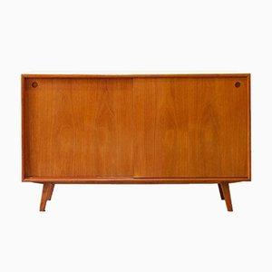 Kleines Mid-Century Sideboard, 1950er