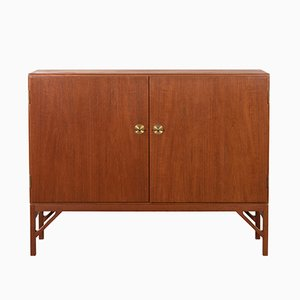 Vintage Teak M232 Cabinet by Børge Mogensen for FDB