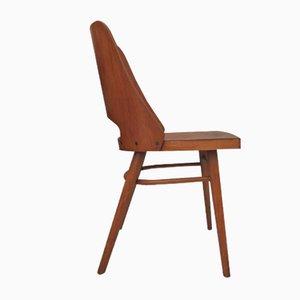 Stuhl von Ton, 1960er