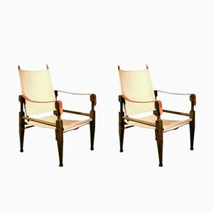 Vintage Colonial Chair by Wilhelm Kienzle for Wohnbedarf, Set of 2