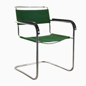 Chaise Modèle B34 Cantilever par Marcel Breuer pour Thonet, 1950s