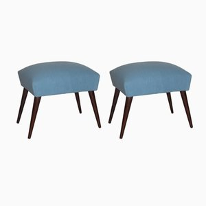 Italian Stools, 1950s, Set of 2