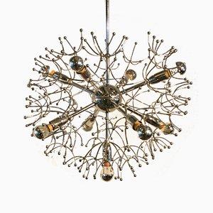 Italienische Sputnik Lampe, 1960er