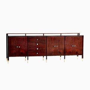 Palisander Sideboard von Carlo de Carli für Luigi Sormani, 1964