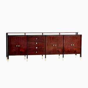 Rosewood Sideboard by Carlo de Carli for Luigi Sormani, 1964