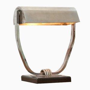 Tischlampe von Jacques Adnet, 1930er