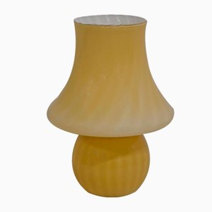 Mid-Century Mushroom Lamp by Paolo Venini for Venini, 1960s