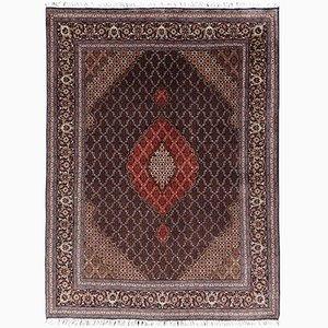 Nahöstlicher Vintage Tabriz Teppich, 1980er