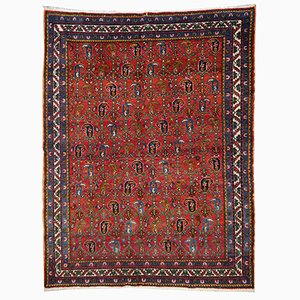 Vintage Middle Eastern Village Rug, 1970s