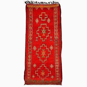 Marokkanischer Vintage Boujad Berber Teppich, 1970er