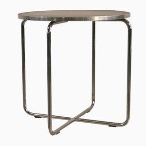 Stahlrohr Esstisch von A. Häfeli, 1930er