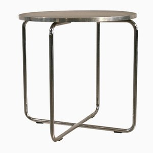 Tubular Steel Dining Table from A. Häfeli, 1930s