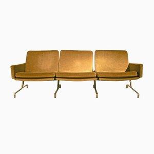 Sofa by Preben Fabricius & Jorgen Kastholm for Kill International, 1960s