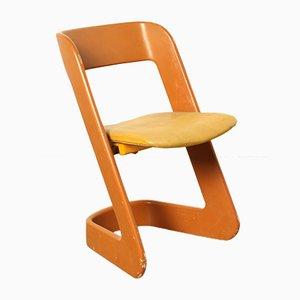 Chaise par Ernst Moeckl pour Trabant, 1960s