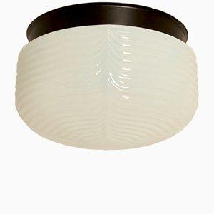 Mid-Century Czechoslovakian Ceiling Lamp