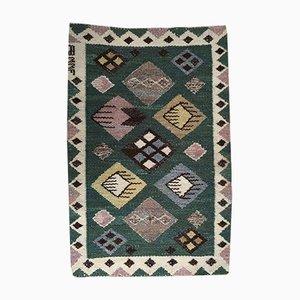 Vintage Knoppen Carpet by Märta Måås-Fjetterström