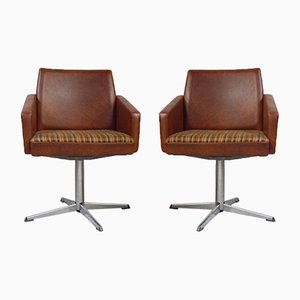 Visitor Armchairs in Skai, 1970s, Set of 2