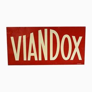 Panneau Publicitaire Viandox Vintage par H. Philippault
