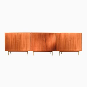 Sideboards by Kurt Thut for Thut Möbel, 1950s, Set of 3