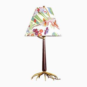 Lámpara de mesa Spider de Rupert Nikoll, años 50