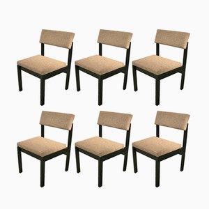 Mid-Century Stühle von Willy Guhl für Dietiker, 4er Set