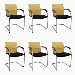 Chaises de Salon S78 par Jozef Gorcica & Andreas Krob pour Thonet, 1990s, Set de 6