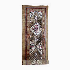 Antique Middle Eastern Camel Hair Rug, 1880s