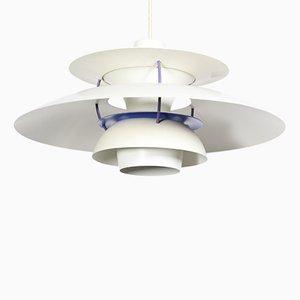 Lampe à Suspension PH5 Mid-Century par Poul Henningsen pour Louis Poulsen