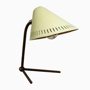 Lampe de Bureau Scandinave Beige d'ASEA, 1950s
