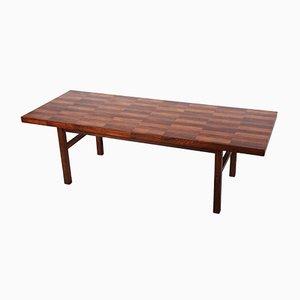 Table Basse Mid-Century en Palissandre de Bramin