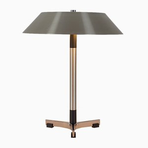 Mid-Century President Table Lamp by Jo Hammerborg