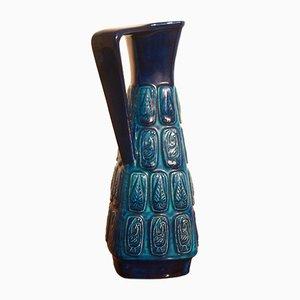 Jarrón vintage de cerámica de Bodo Mans para Bay Keramik