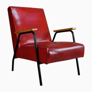Vintage Rio Armchair by Pierre Guariche for Meurop