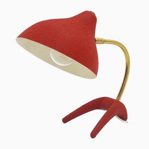 Lámpara de mesa Mid-Century moderna de Louis Kalff para Philips, años 50