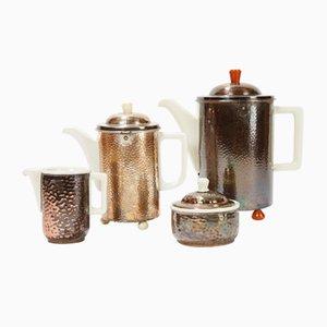 Servicio de café vintage de Bauscher Weiden