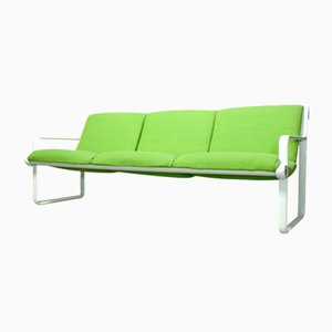 Vintage 3-Seater Sling Sofa by Bruce Hannah and Andrew Morrison for Knoll International