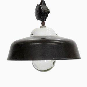 Plafonnier de Loft Industriel Vintage d'Apolda