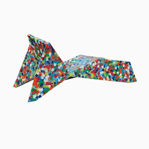 Alex Chaise Longue by Alessandro Mendini for ecopixel