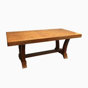 Table Art Déco Vintage