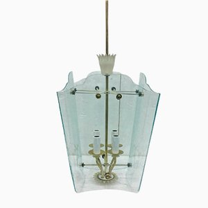 Lantern Pendant by Pietro Chiesa for Fontana Arte, 1930s